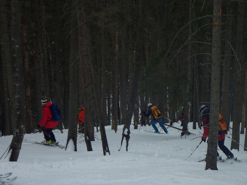 Symbolfoto Skitourenbasiskurs