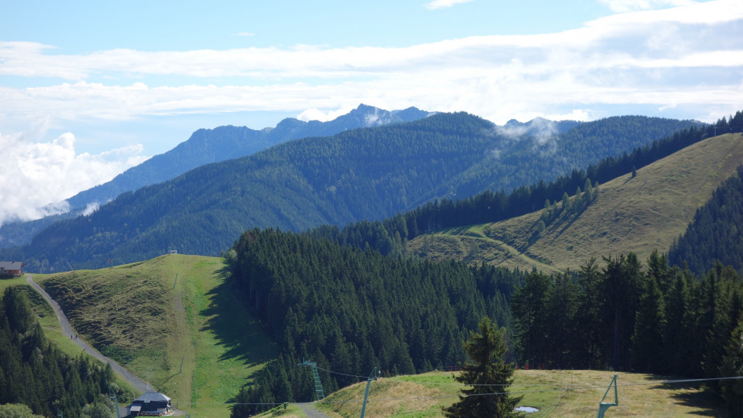 MTB Tour Alpe Adria Weltkriegs-Transalp - Variante Blue mit E-Bikes