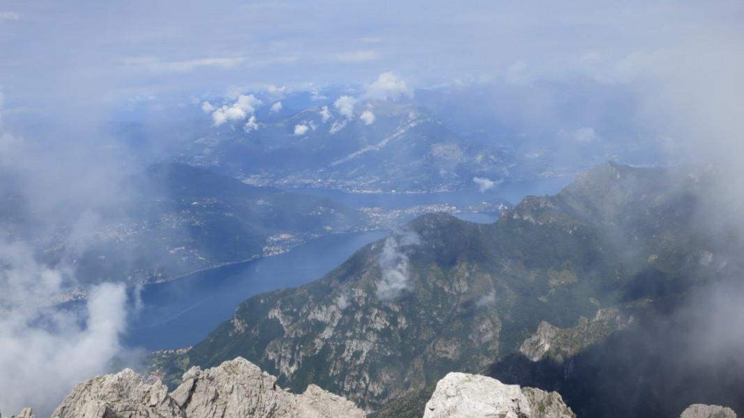 Wandern am Lago Maggiore  Schweiz/Italien
