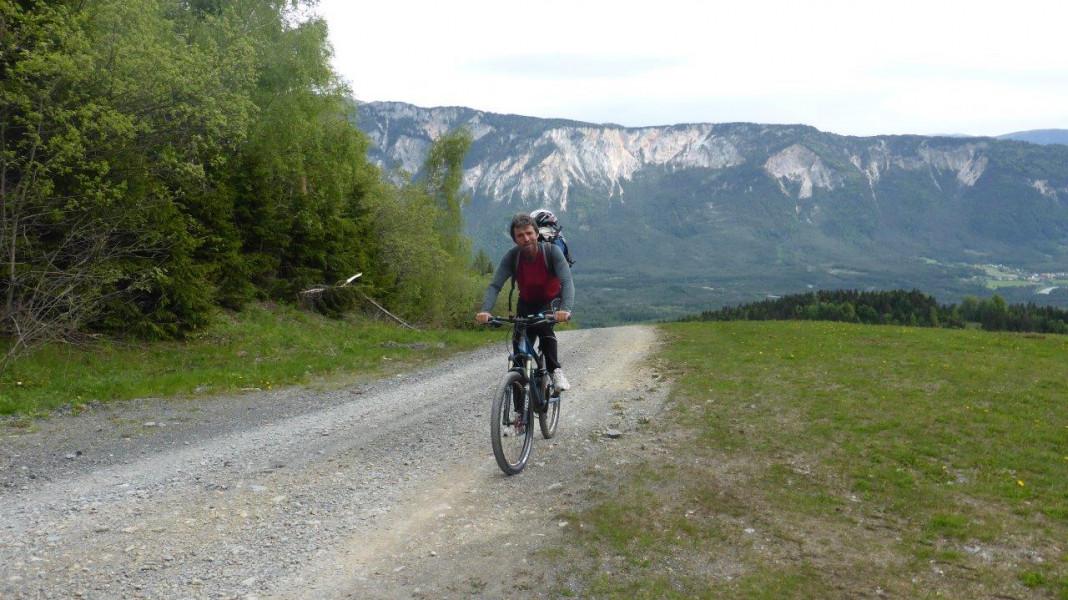 MTB Tour Alpe Adria Weltkriegs-Transalp