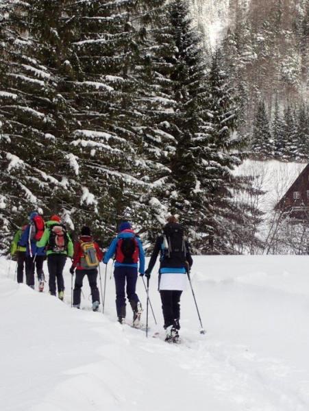 Skitourenbasiskurs 5 Tage  mit Ausrüstungsverleih