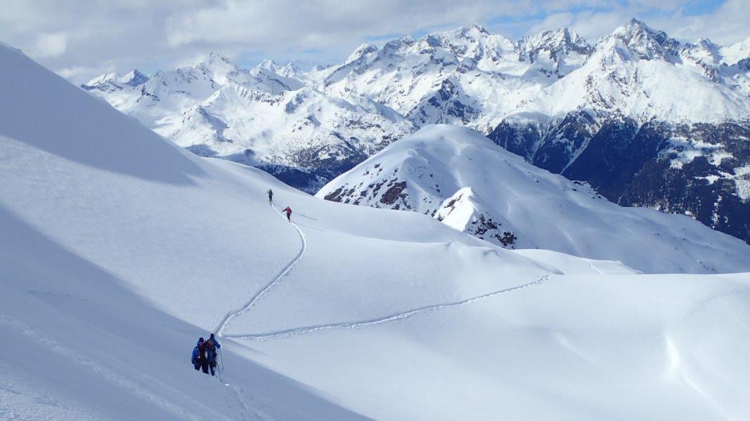 Skitourenwoche Kötschach-Mauthen, Oberkärnten