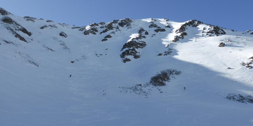 Skitourenwoche Schlinig, Südtirol, IT