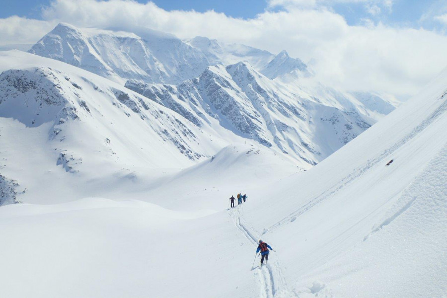 Skitourentage Ammererhof, Kolm Saigurn /Sbg.