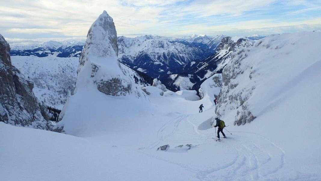 Skitourentage Eisenerzer Ramsau, Stmk.
