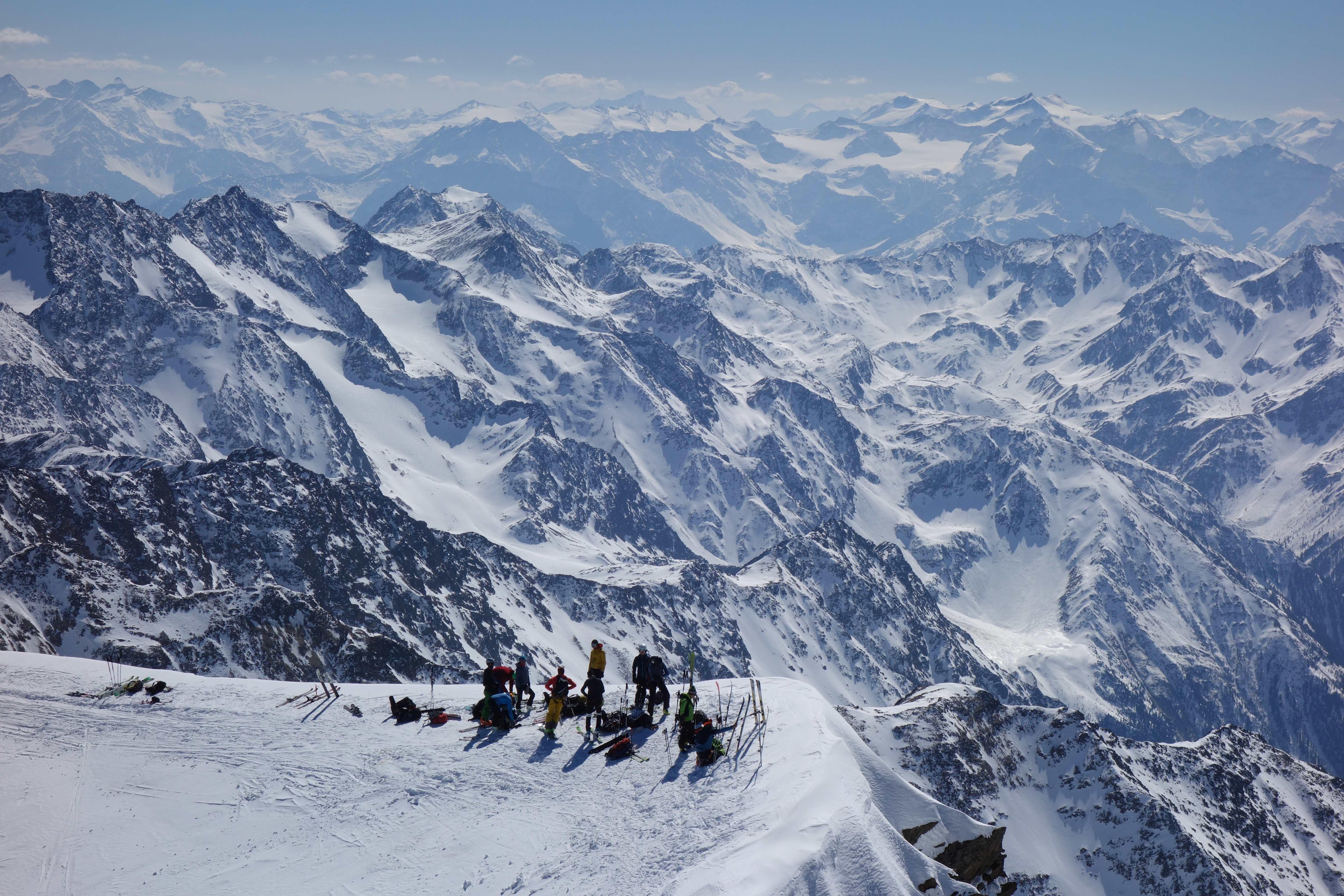 Moos im Passeiertal / Südtirol
