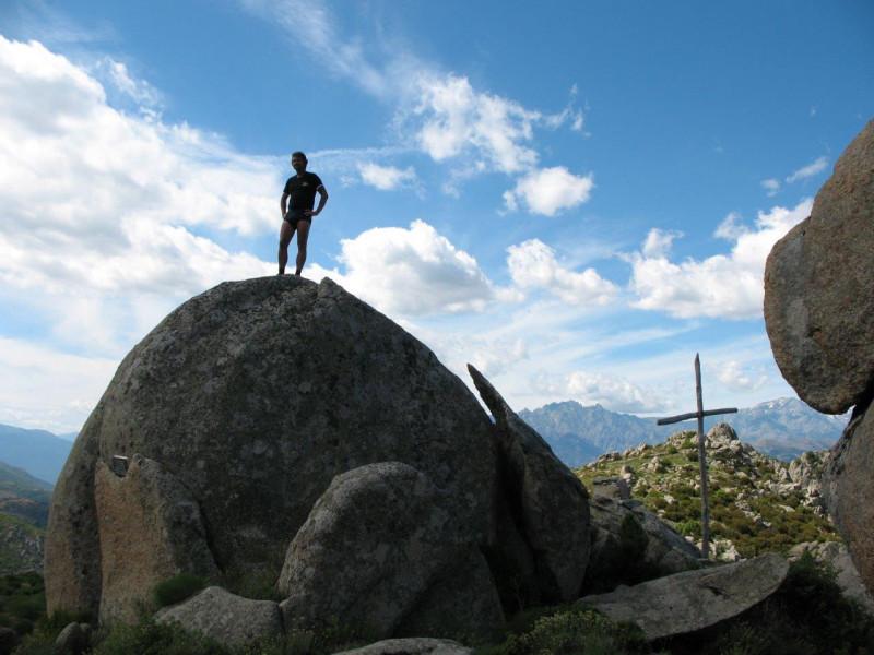 Bergsteigerwoche in Calvi, Korsika