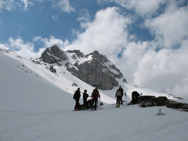 Skitourentage Wildalpen / nördliches Hochschwabgebiet
